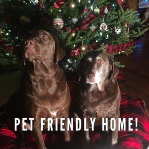 Pet Friendly Home!